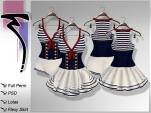 [GYTTA STORE]SAILOR
