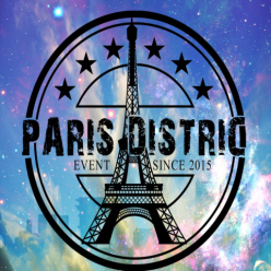 Paris Distric Logo Blogger