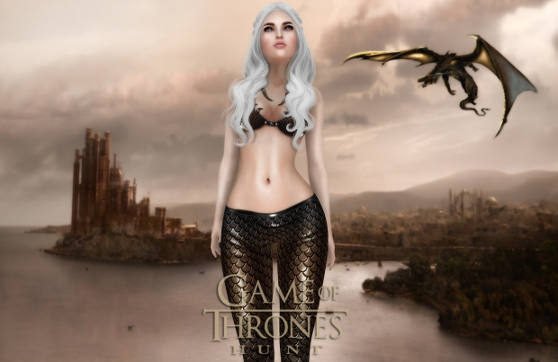 NeoDaenerys for GOT hunt 250L$